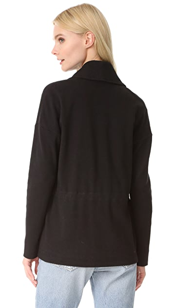 James Perse Shawl Collar Jacket