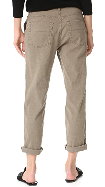 James Perse Relaxed Workwear Pants