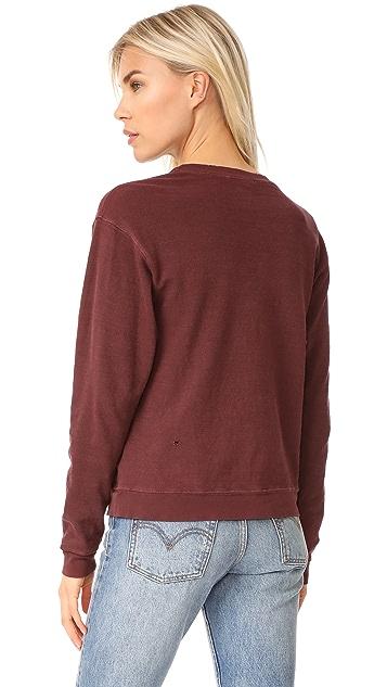 James Perse Vintage Sweatshirt