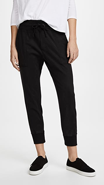 James Perse Contrast Lounge Pants