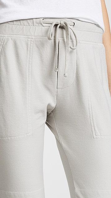 James Perse Knit Twill Surplus Pants