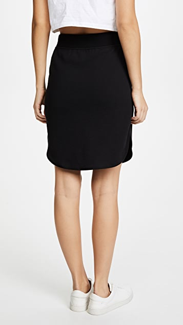 James Perse Track Skirt