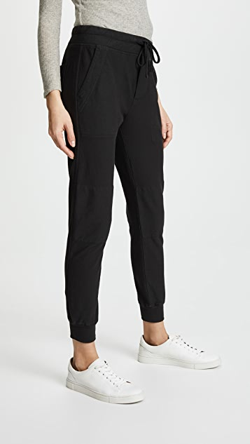 James Perse Knit Twill Surplus Pants