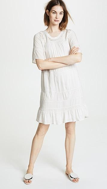 James Perse Cotton Gauze Sundress