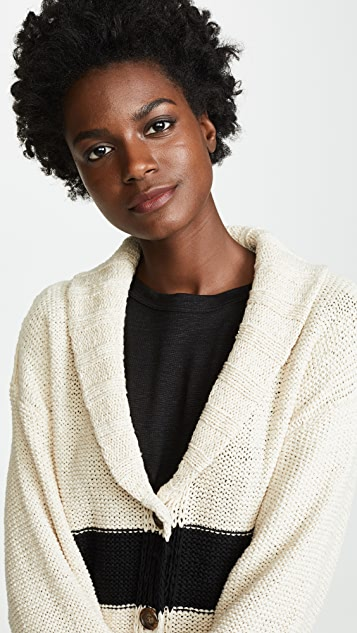 James Perse Beach Sweater