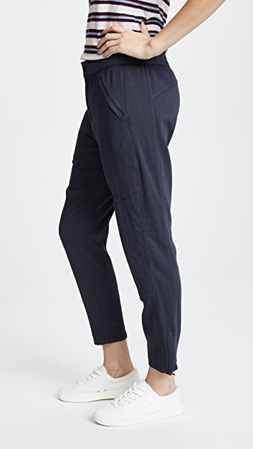 James Perse Easy Biker Pants