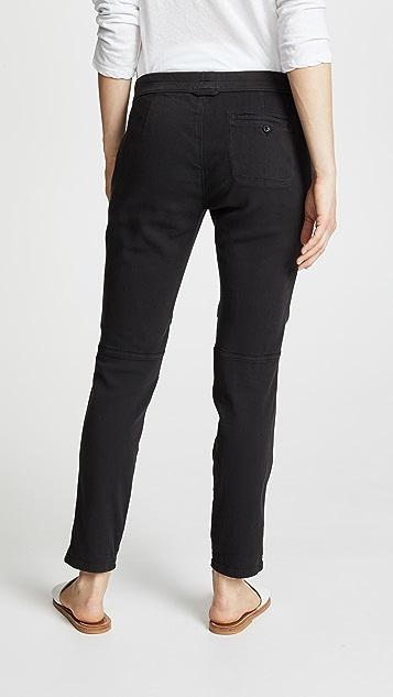 James Perse Soft Drape Utility Pants