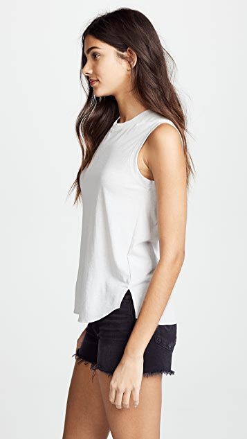 James Perse Easy Muscle Tank