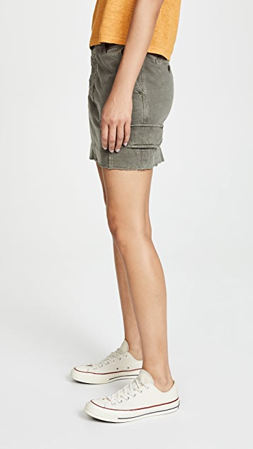 James Perse Cutoff Skirt