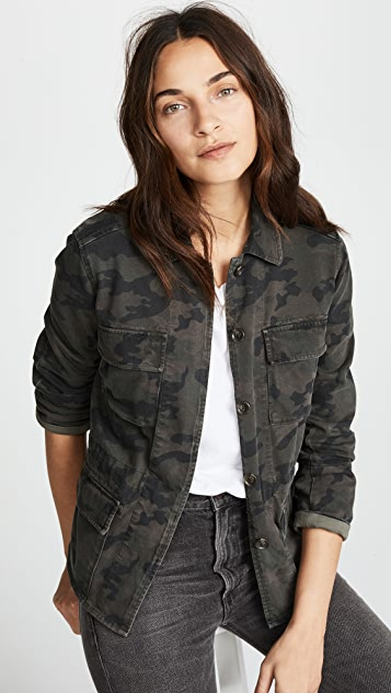Military Jacket by James Perse