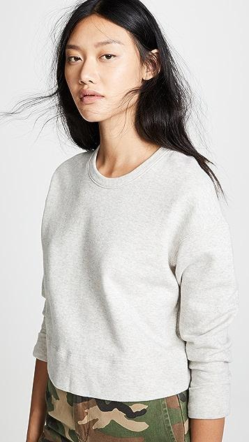 4d2b97fdfc4 James Perse Luxe Sweatshirt ...
