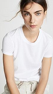 James Perse 复古男友风格 T 恤