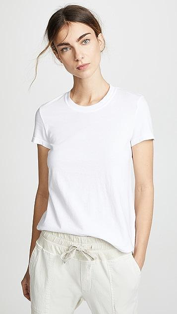 James Perse Винтажная футболка Boy