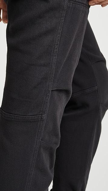 James Perse 超柔软斜纹裤