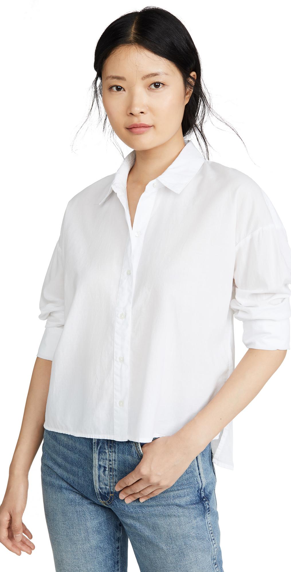 James Perse Boxy Shirt
