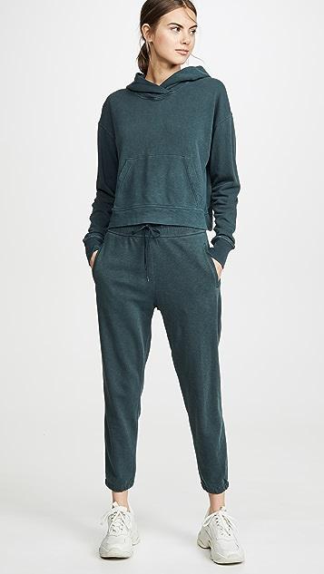 James Perse Fleece Pull On Sweatpants