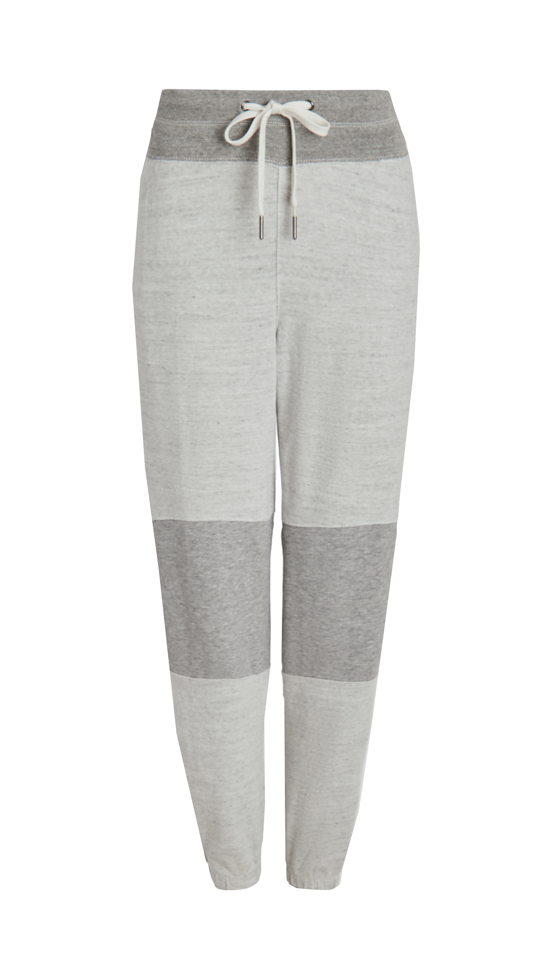 James Perse Cottons PATCHED SWEAT PANTS