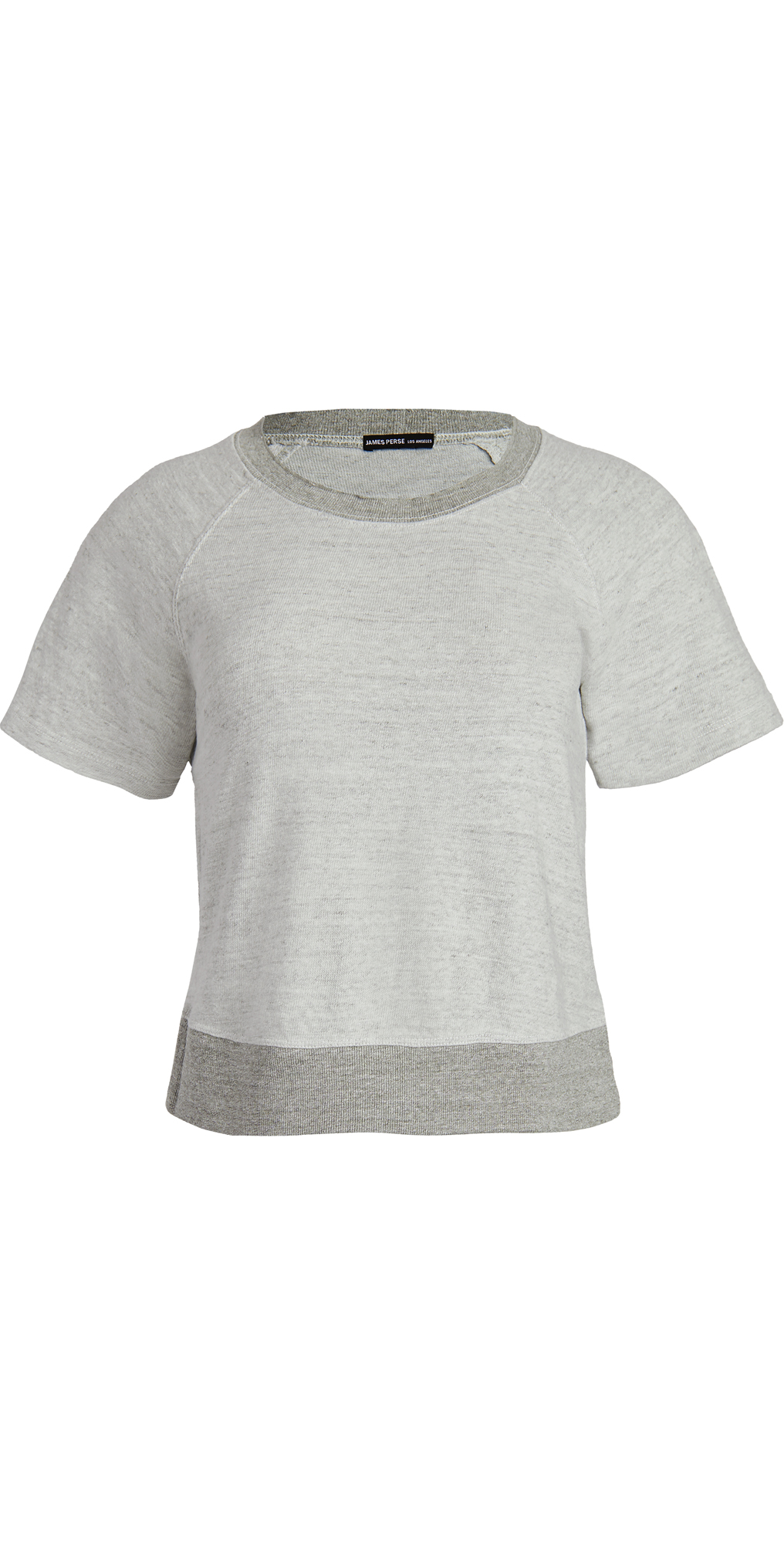 James Perse Patched Top