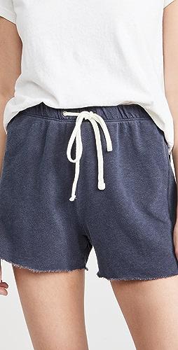 James Perse - 绒布运动短裤