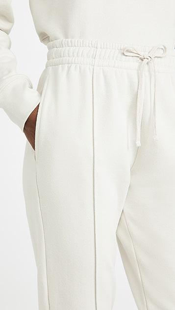 Jonathan Simkhai STANDARD Niya Terry Track Pants