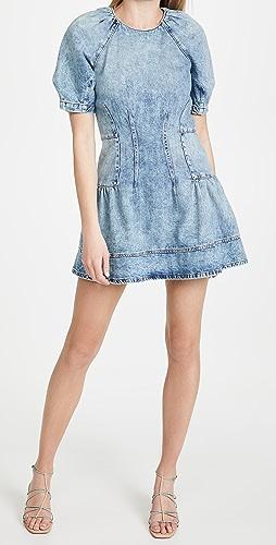 Jonathan Simkhai STANDARD - Holland Denim Mini Dress