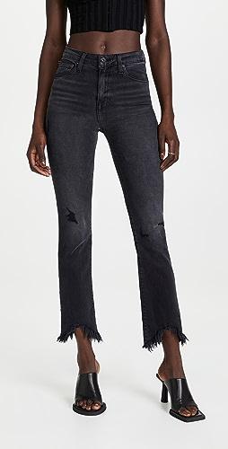 Jonathan Simkhai STANDARD - River High Rise Straight Jeans