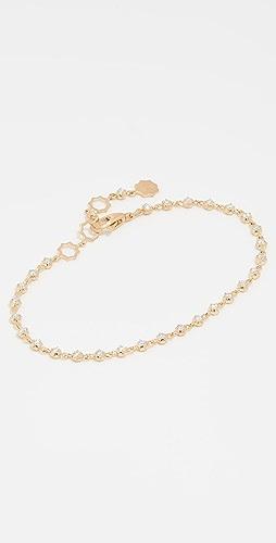 Jade Trau - 18k Small Sophisticate Line Bracelet