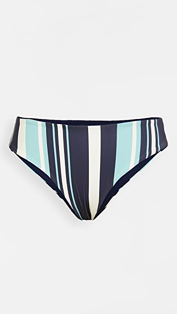 Juan de Dios Sunset Waves Bikini Bottoms