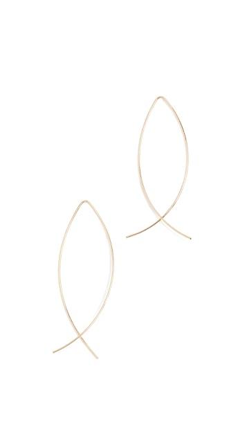Jules Smith Americana Classic Earrings