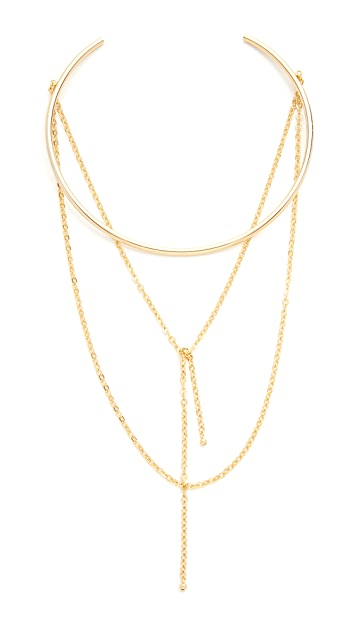 Jules Smith Mini Hoop Pendant Necklace Gold nFmjL6nu55