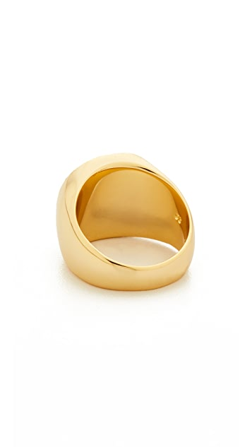 Jules Smith Signet Ring