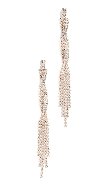 Jules Smith Sparkle Twist Earrings