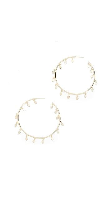 Jules Smith Aida Hoop Earrings