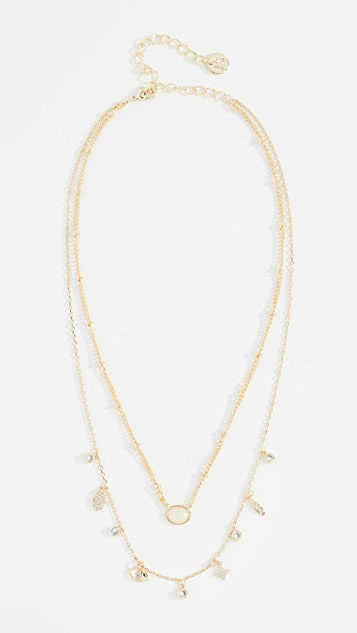 Jules Smith Layered Necklace