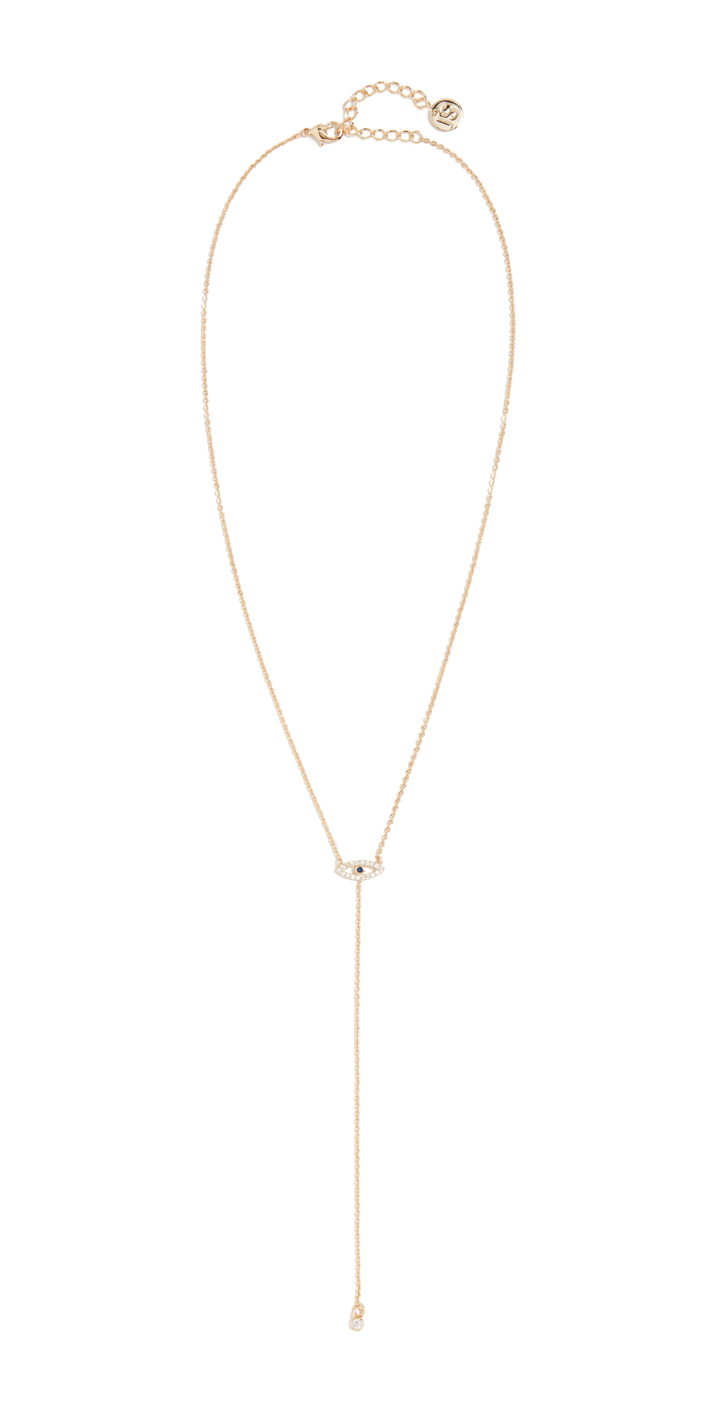 Guardian Lariat Necklace