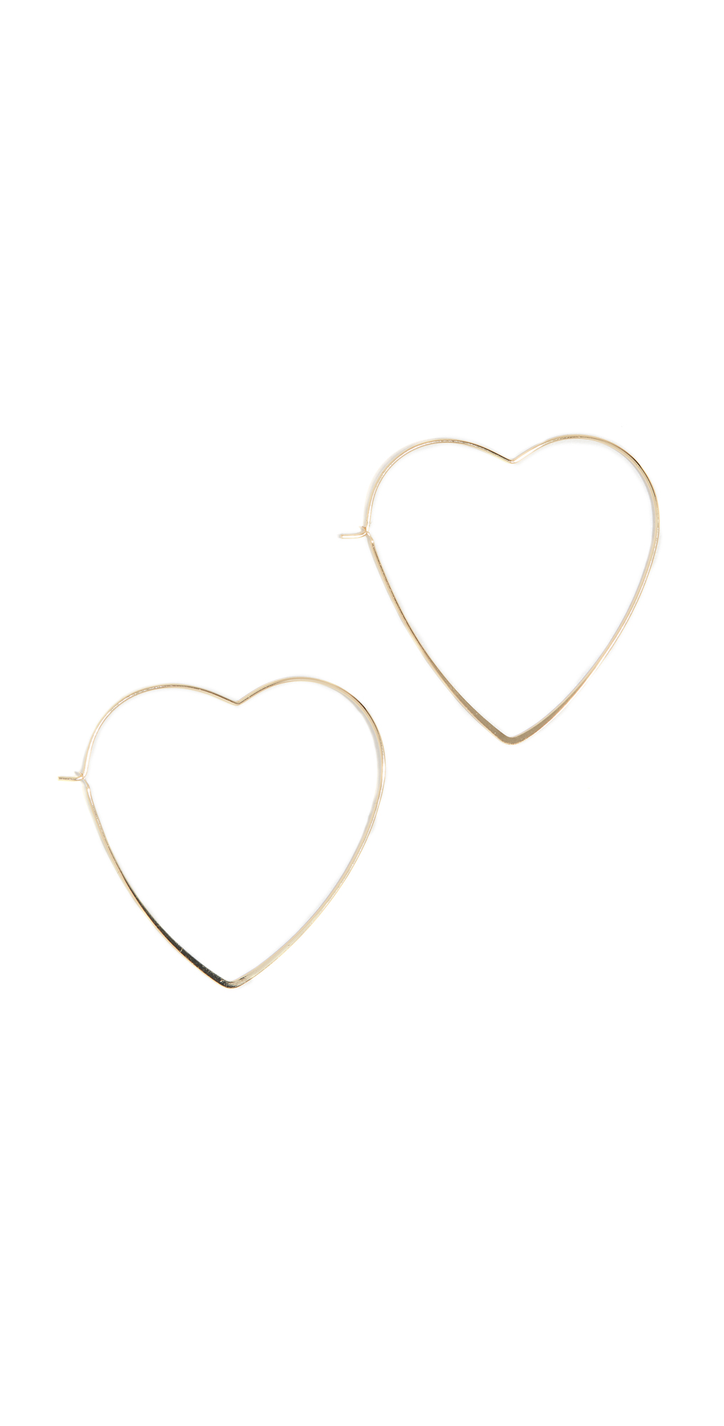 Love Me Hoop Earrings