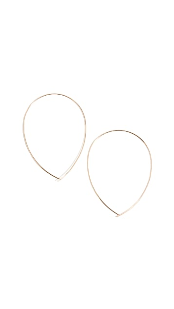 Jules Smith Girls Night Out Hoop Earrings