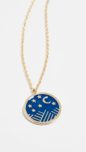 Jules Smith Starry Night Necklace