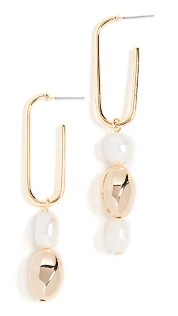 Jules Smith Pearl Drop Earrings