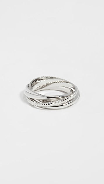 Jules Smith 5 个细环单个戒指