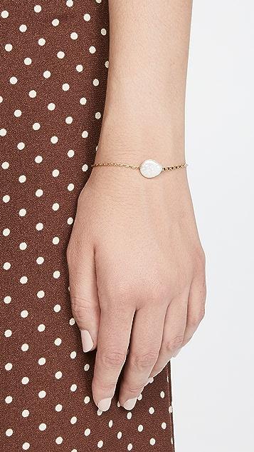 Jules Smith Large Pearl Bracelet