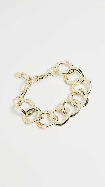 Jules Smith Bulky Lobster Chain Bracelet