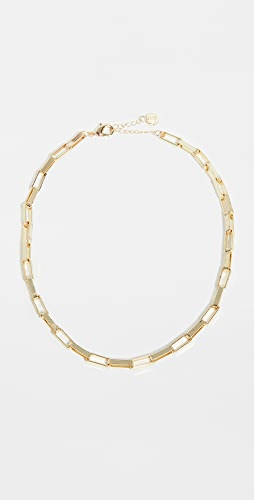 Jules Smith - Flat Chain Necklace