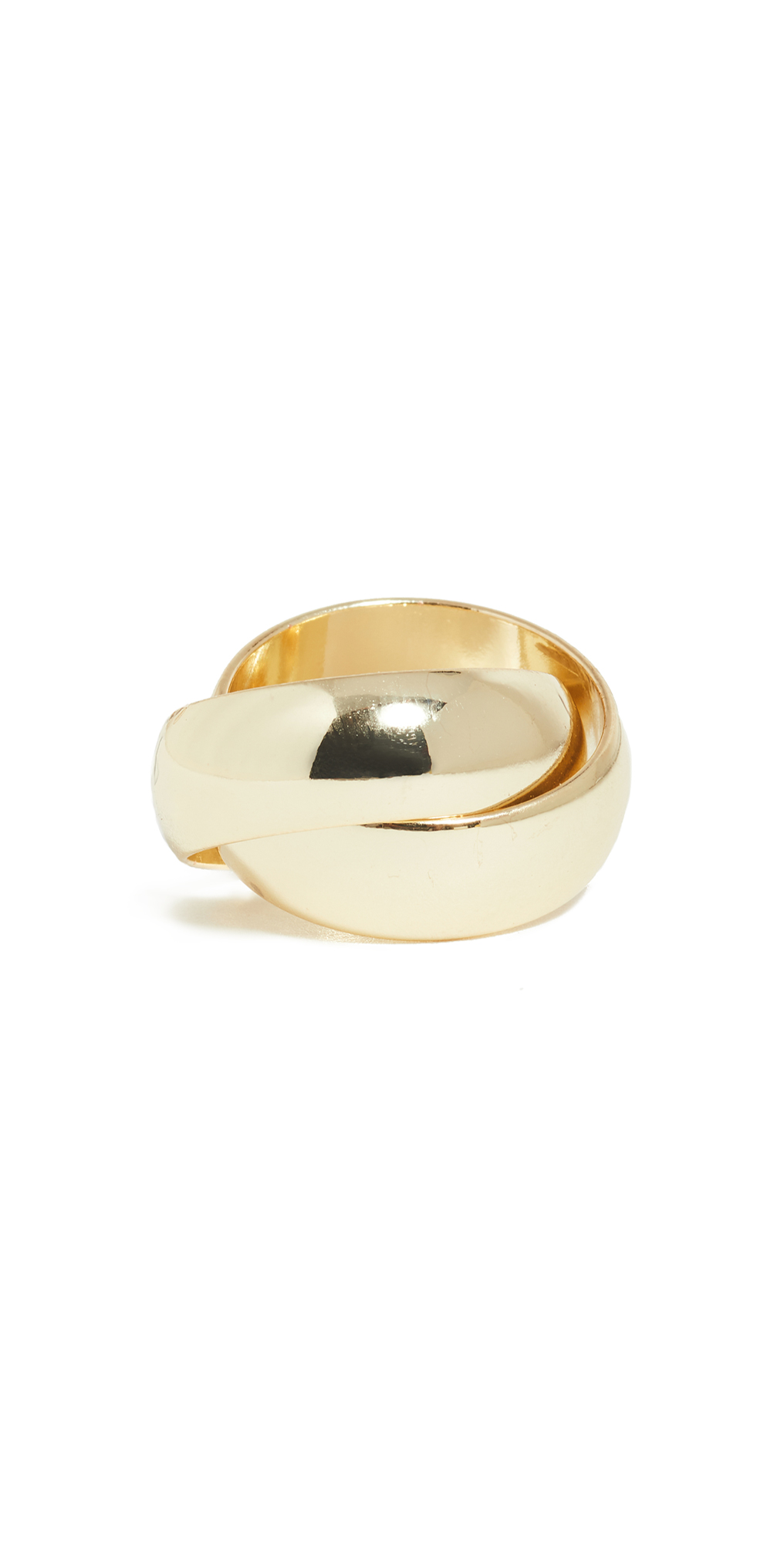 Thick 2 In 1 Ring Set