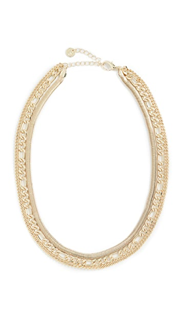 Jules Smith Assorted Flat Chain Necklace