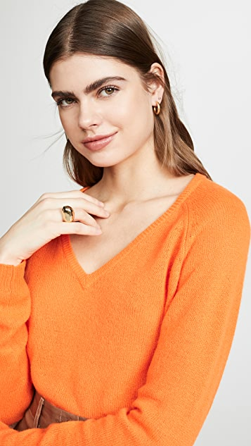 Jumper1234 Loose Knit Cashmere Sweater