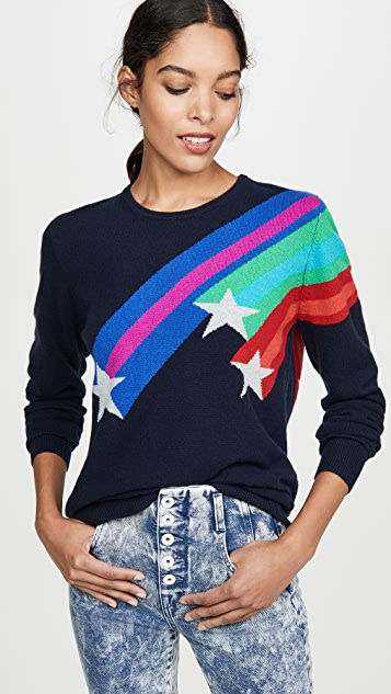 Jumper 1234 Shooting Star Cashmere Sweater