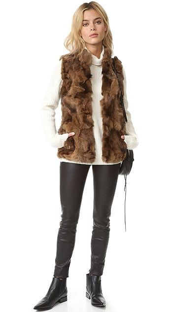 June Patch Fox Vest