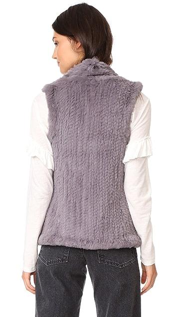 June Classic Shawl Vest