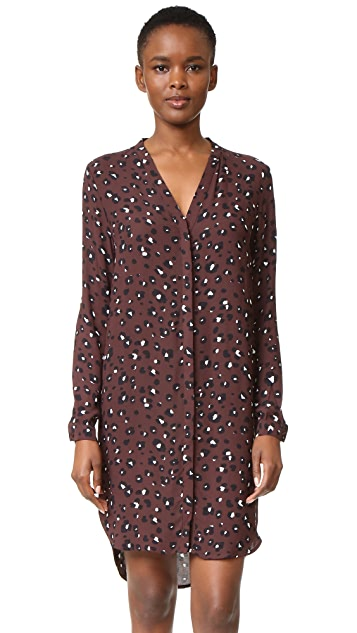 Just Female Hackett Shirt Dress